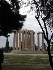 Στύλοι Ολυμπίου Διός