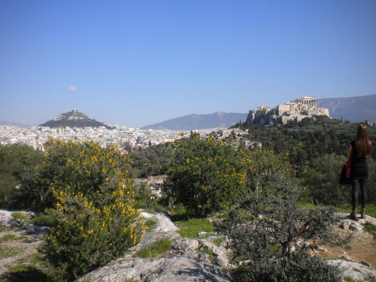 Βόλτες στην Αθήνα με παιδιά (Μέρος Α')