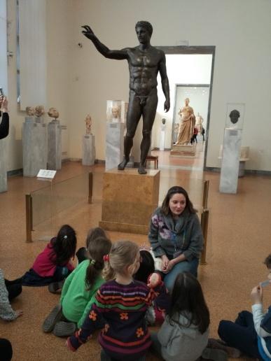 Εθνικό Αρχαιολογικό Μουσείο με τις Κυριακάτικες Βόλτες