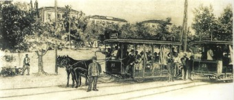 Ιπποκίνητο τραμ