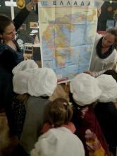 Παιδικό εργαστήρι γευσιγνωσίας υγιεινών ελληνικών προϊόντων mamakita Yolenini