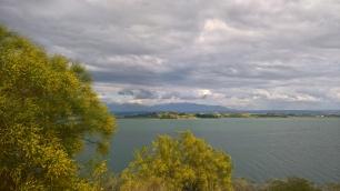 φράγμα Πηνειού και τεχνητή λίμνη