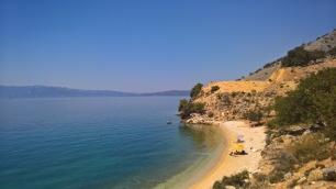 Παραλίες Αλυζίας -πριν το Μύτικα