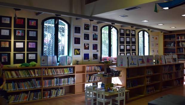 Παιδική βιβλιοθήκη Μίμης Βασιλόπουλος