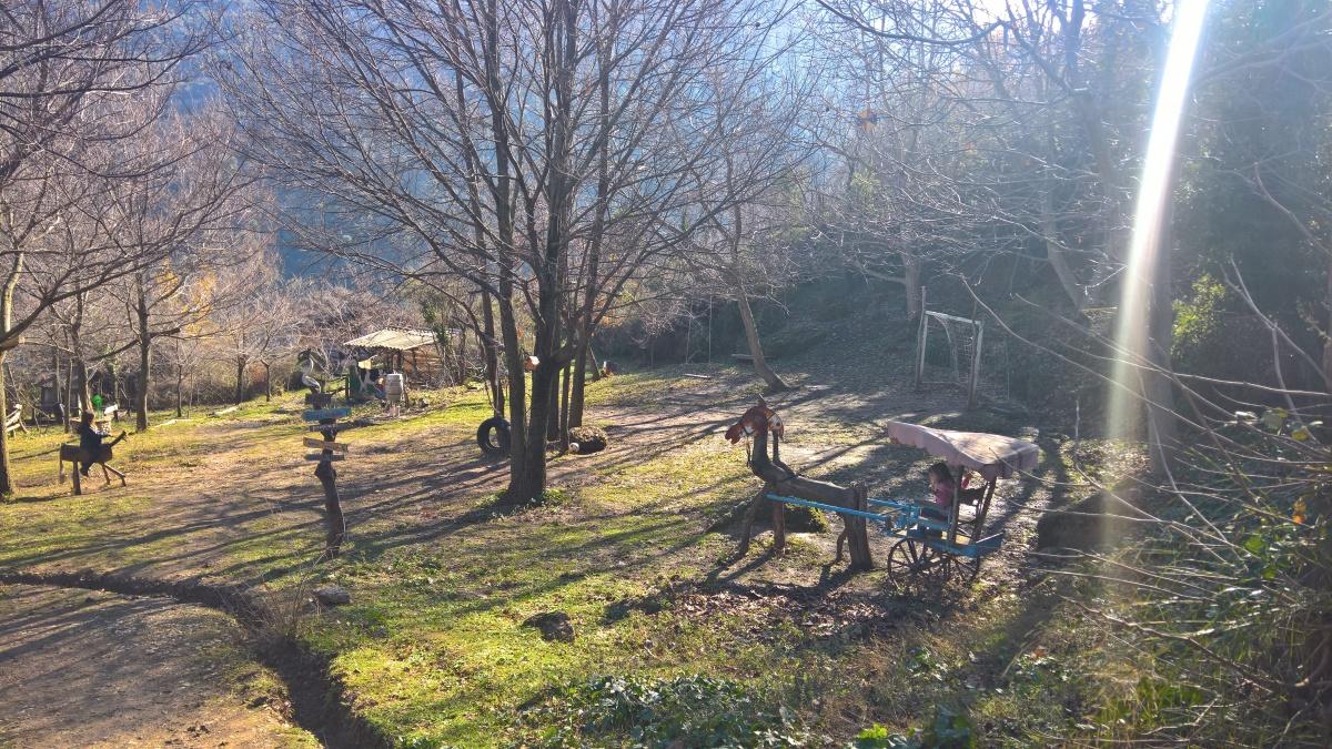 Μια Cherryland στην ορεινή Αχαΐα