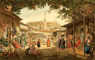 Βιβλιοθήκη του Αδριανού ή Πάνω Παζάρι