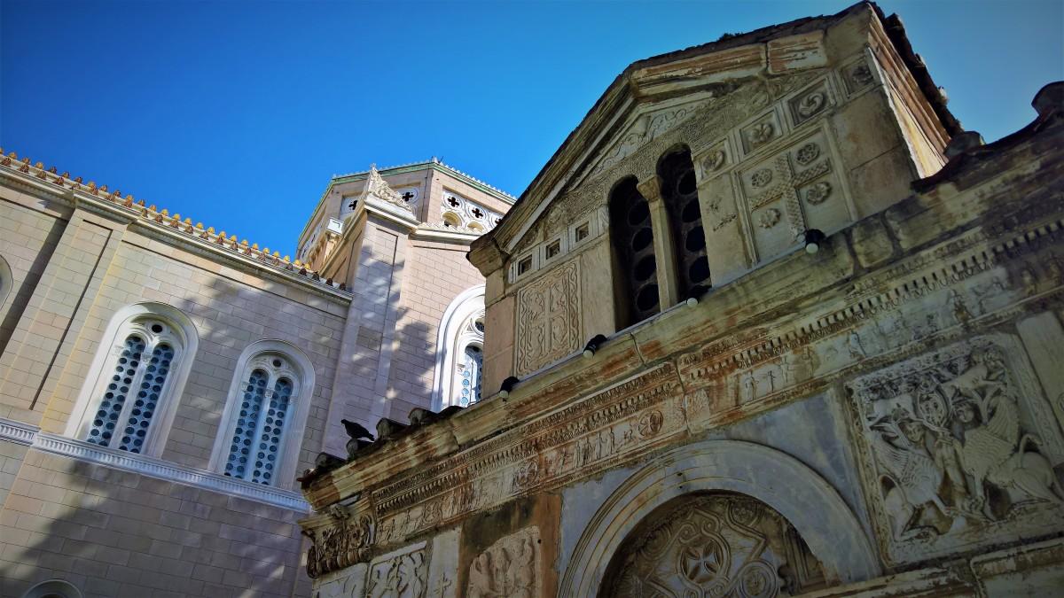 Μια βόλτα στη βυζαντινή Αθήνα με παιδιά