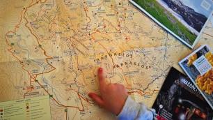 Εντοπίζοντας τον Παρνασσό στο χάρτη
