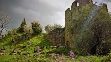 Τείχη της Τιθορέας