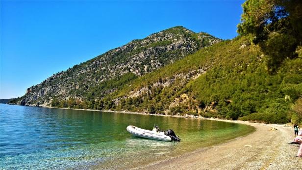 παραλία Δάφνης