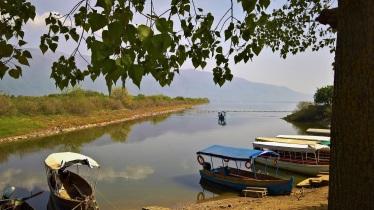Λιμανάκι λίμνης Κερκίνης