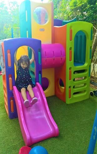 Η παιδική χαρά Daphnes Club