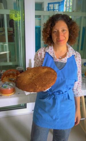 Το ζυμωτό ψωμί Daphnes Club