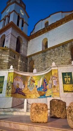Άγιος Νικόλαος και Βήμα του Αποστόλου Παύλου