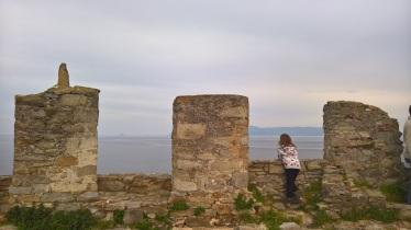 Στο φρούριο της Καβάλας