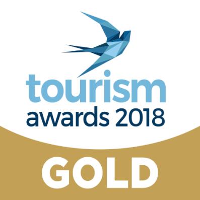 Menalon Trail Gold Greek Tourism Awards 2018