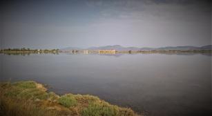 Η λιμνοθάλασσα Θερμησία
