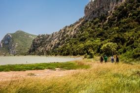 Πεζοπορία στη λιμνοθάλασσα της Γιάλοβας με την Explore Messinia