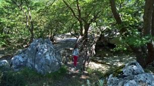 Εδώ που το ρέμα Μπάρμπα συναντά το Μυλάοντα