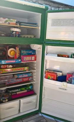 Παιδική βιβλιοθήκη-ψυγείο