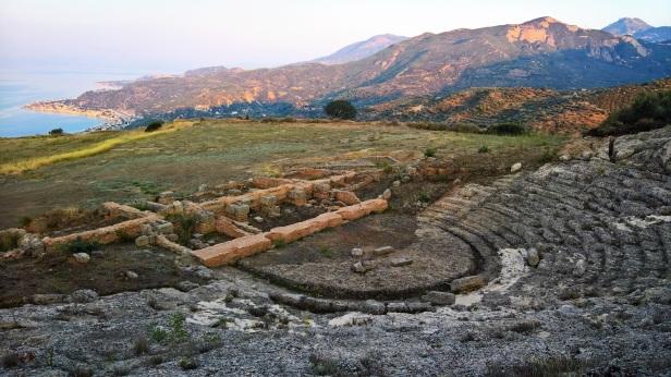 Θέατρο αρχαίας Αιγείρας