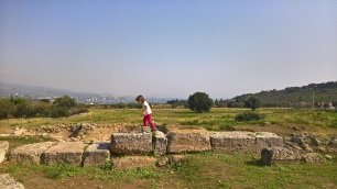 Αρχαιολογικός χώρος Ισθμίας