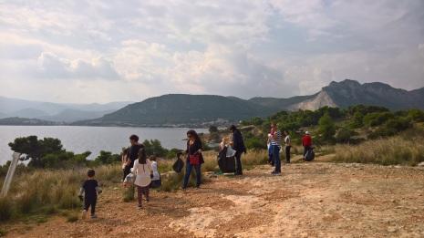 H δράση καθαρισμού που συντόνισε το Kalamaki beach